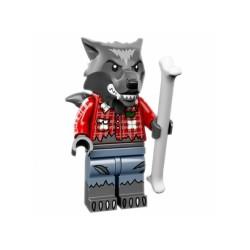 Lego Minifigures Serie 14 Uomo Lupo