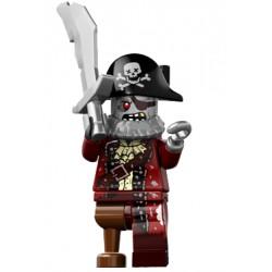 Lego Minifigures Serie 14 Pirata Zombie