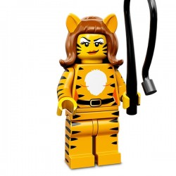 Lego Minifigures Serie 14 Donna Tigre