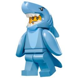 Lego Minifigures Serie 15 Uomo Squalo