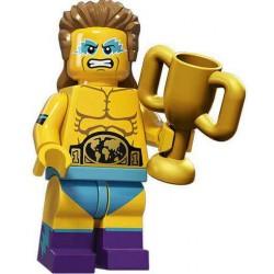 Lego Minifigures Serie 15 Wrestler