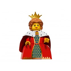 Lego Minifigures Serie 15 Regina