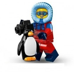 Lego Minifigures Serie 16 Fotografo della Natura