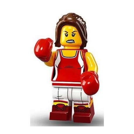 Lego Minifigures Serie 16 Pugile