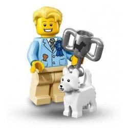 Lego Minifigures Serie 16 Vincitore Show dei Cani