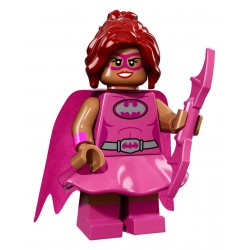 Lego Minifigures Batman the Movie Batgirl Rosa