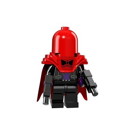Lego Minifigures Batman the Movie Red Hood