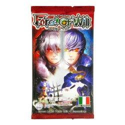 Force of Will Echi del Nuovo Mondo Busta
