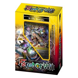 Force of Will Re della Montagna Starter Deck