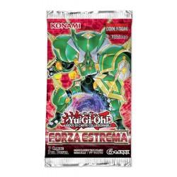 Yu-Gi-Oh! Forza Estrema busta 9 carte