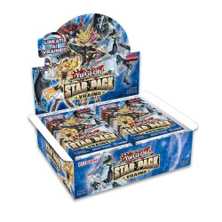 YU-GI-OH Star Pack 2018 1a edizione display 50 buste