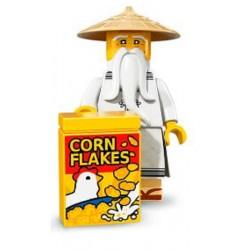 Lego Minifigures Ninjago Maestro Wu