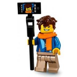 Lego Minifigures Ninjago Jay Walker