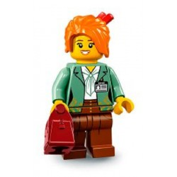 Lego Minifigures Ninjago Misako