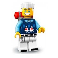 Lego Minifigures Ninjago Zane