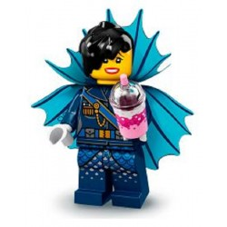 Lego Minifigures Ninjago Generale dell'Esercito degli Squali