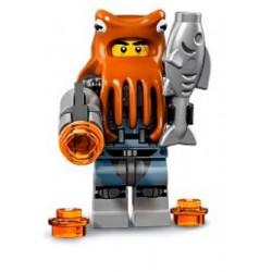 Lego Minifigures Ninjago Polpo dell'Esercito degli Squali