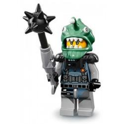 Lego Minifigures Ninjago Pescatore dell'Esercito degli Squali