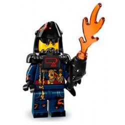 Lego Minifigures Ninjago Grande Squalo Bianco dell'Esercito degli Squali