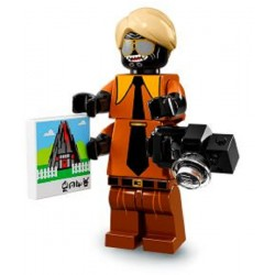 Lego Minifigures Ninjago Garmadon Flashback