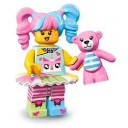 Lego Minifigures Ninjago Ragazza N-Pop