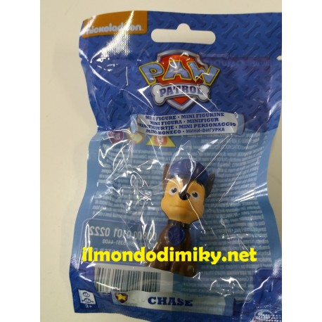 Paw Patrol Mini Personaggi CHASE