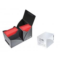 ULTRA PRO Porta mazzo verticale Pro-Dual Deck Box 120 Bianco
