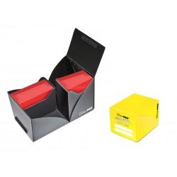 ULTRA PRO Porta mazzo verticale Pro-Dual Deck Box 120 Giallo