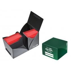ULTRA PRO Porta mazzo verticale Pro-Dual Deck Box 180 Verde