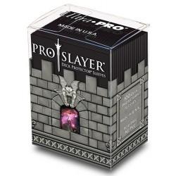 ULTRA PRO Porta mazzo verticale + 100 proteggi carte standard Pro-Slayer Black