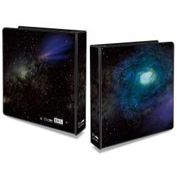 ULTRA PRO Album grande a 3 anelli Serie Galaxy
