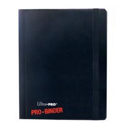 ULTRA PRO Portfolio 4 tasche 10 pagine Pro-Binder Nero