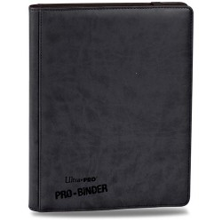 ULTRA PRO Portfolio 9 tasche 20 pagine Premium Pro-Binder Black
