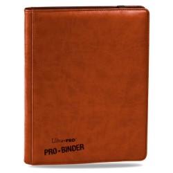 ULTRA PRO Portfolio 9 tasche 20 pagine Premium Pro-Binder Brown