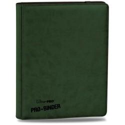ULTRA PRO Portfolio 9 tasche 20 pagine Premium Pro-Binder Green