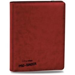 ULTRA PRO Portfolio 9 tasche 20 pagine Premium Pro-Binder Red