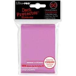 ULTRA PRO Proteggi carte standard pacchetto da 50 bustine 66mm x 91mm Pink