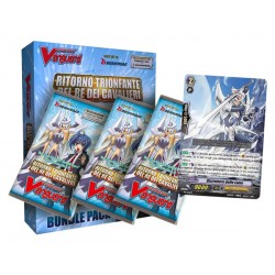Bundle Pack: Vanguard Ritorno Trionfante del Re dei Cavalieri