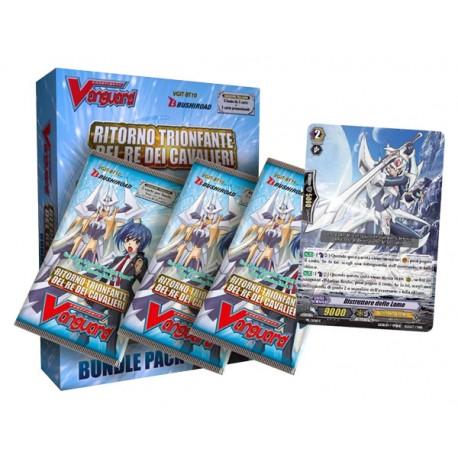 Bundle Pack: Vanguard Ritorno Trionfante del Re dei Cavalieri