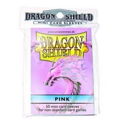 DRAGON SHIELD Proteggi carte mini pacchetto da 50 bustine Pink