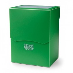 DRAGON SHIELD Porta mazzo verticale Green