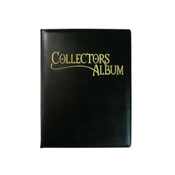 DRAGON SHIELD Collectors Album Portfolio 4 tasche 12 pagine Blac