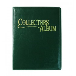 DRAGON SHIELD Collectors Album Portfolio 4 tasche 12 pagine Green