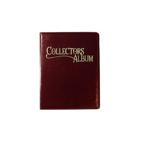DRAGON SHIELD Collectors Album Portfolio 4 tasche 12 pagine Red