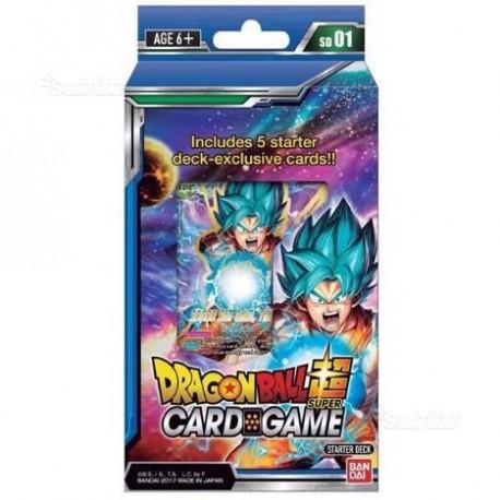 Dragon Ball Super Starter SET01
