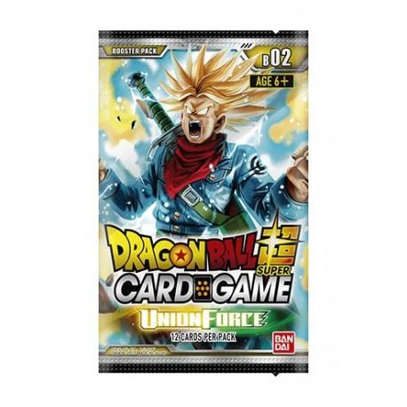 Dragon Ball Super Galactic Power Set 01 BUSTA