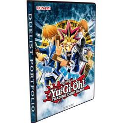 Yu-Gi-Oh! Portfolio 9 tasche Yugi Kaiba Joey