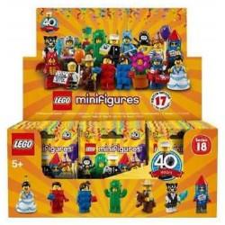 Lego Minifigures serie 18 box da 60 buste