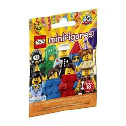 Lego MInifigures serie 18 busta singola