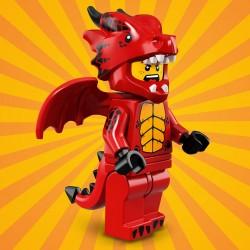 Uomo Drago - Dragon Suit Boy